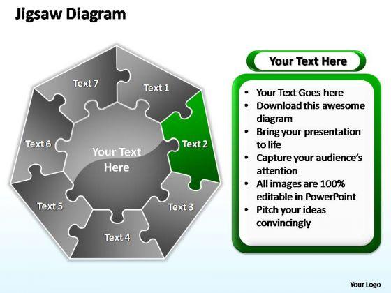 PowerPoint Slides Education Jigsaw Ppt Slide Designs