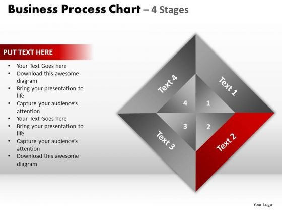 PowerPoint Slides Graphic Business Process Ppt Design