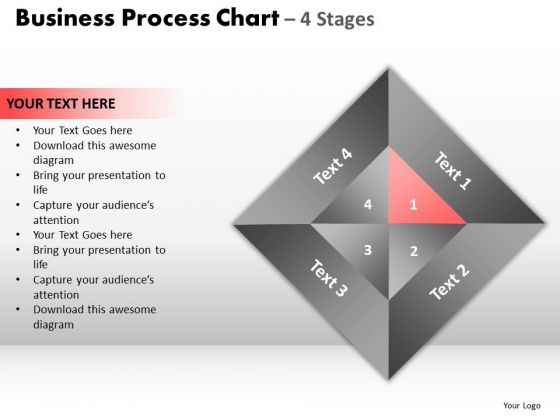 PowerPoint Slides Growth Business Process Ppt Design Slides