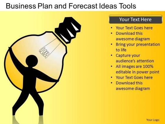 PowerPoint Slides Idea Teamwork Business Plan Ppt Process