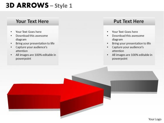 PowerPoint Slides Marketing Arrows Ppt Designs