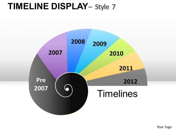 PowerPoint Slides On Timelines Ppt Diagram Templates