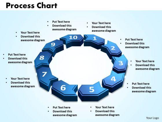 PowerPoint Slides Process Charts Success Ppt Presentation