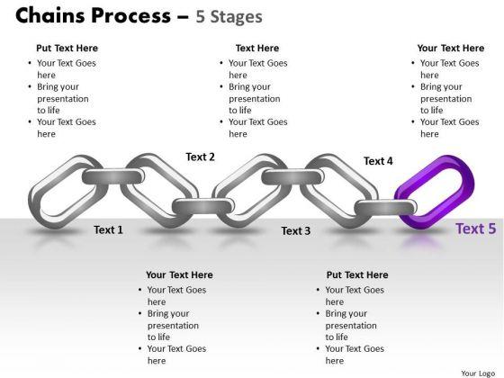 PowerPoint Slides Sales Chains Process Ppt Designs