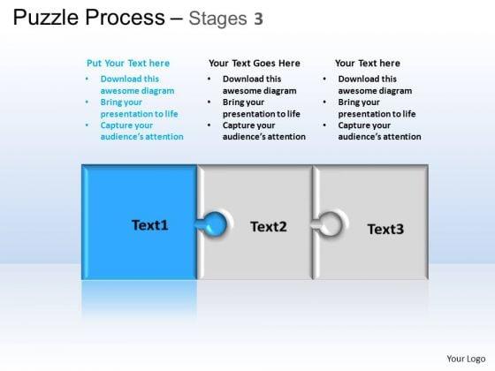 PowerPoint Slides Sales Puzzle Ppt Slide Designs