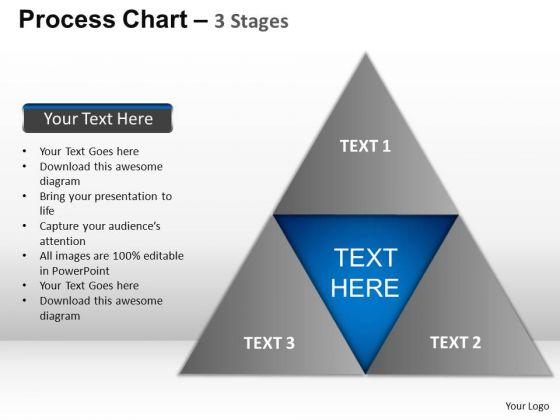 PowerPoint Slides Teamwork Process Chart Ppt Designs