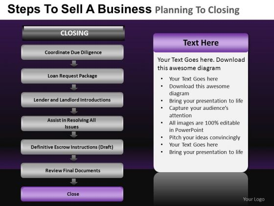 PowerPoint Template Chart Business Planning Ppt Backgrounds