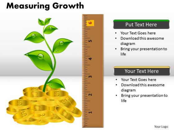 PowerPoint Template Editable Business Growth Ppt Theme