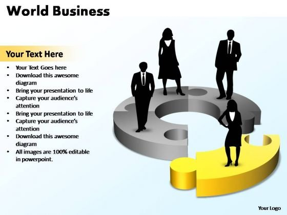PowerPoint Template Education World Business Ppt Slides
