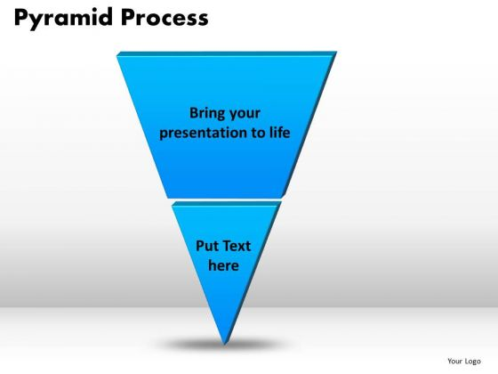 PowerPoint Template Pyramid Process Business Ppt Templates