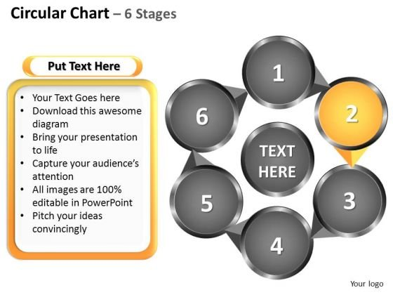 PowerPoint Template Strategy Circular Ppt Slide Designs