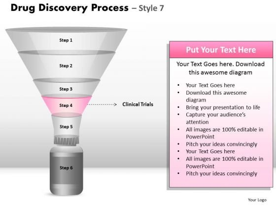 PowerPoint Template Strategy Drug Discovery Ppt Design