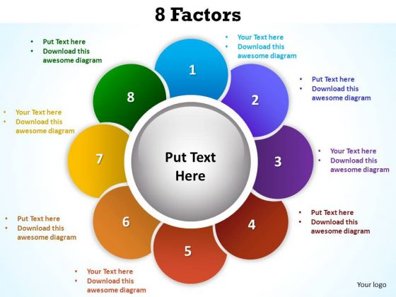 powerpoint template strategy factors ppt presentation powerpoint