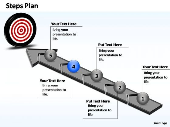 PowerPoint Template Success Steps Plan Ppt Process