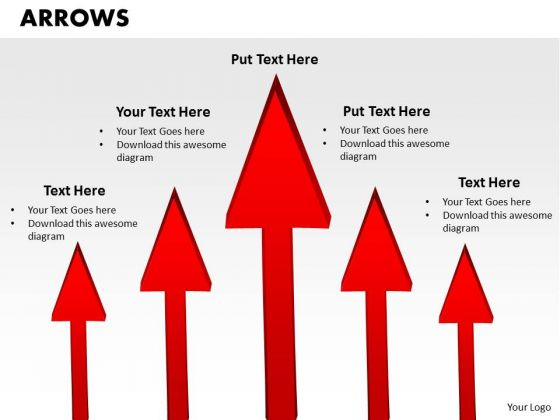 PowerPoint Templates Arrows Success Ppt Themes