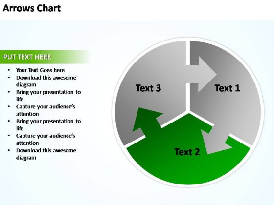 PowerPoint Templates Business Circular Plan With Arrows Chart Ppt Designs