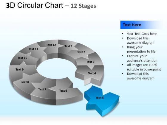 PowerPoint Templates Business Circular Process Ppt Designs