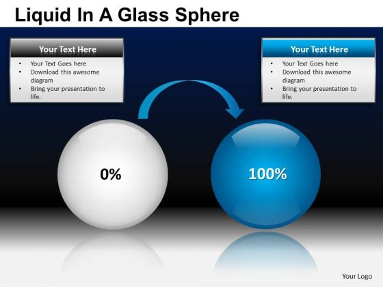 PowerPoint Templates Business Competition Liquid In A Glass Sphere Ppt Themes