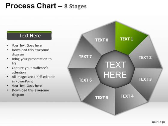 PowerPoint Templates Business Cyclical Process Ppt Slides