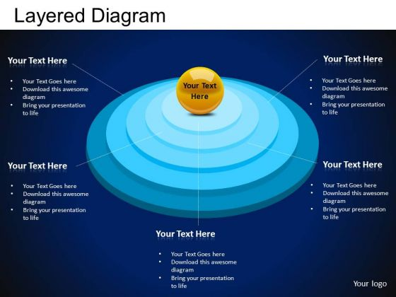 PowerPoint Templates Business Designs Layered Circle Process Ppt Slides