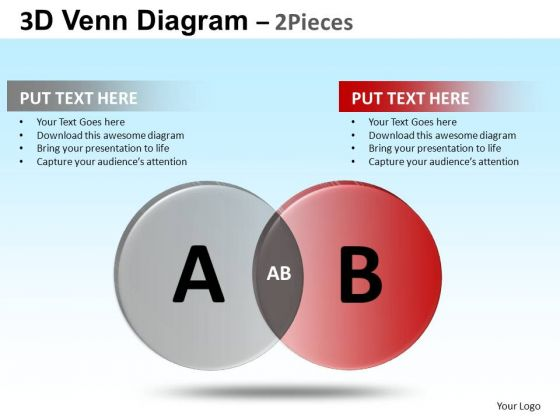 PowerPoint Templates Business Designs Venn Diagram Ppt Designs