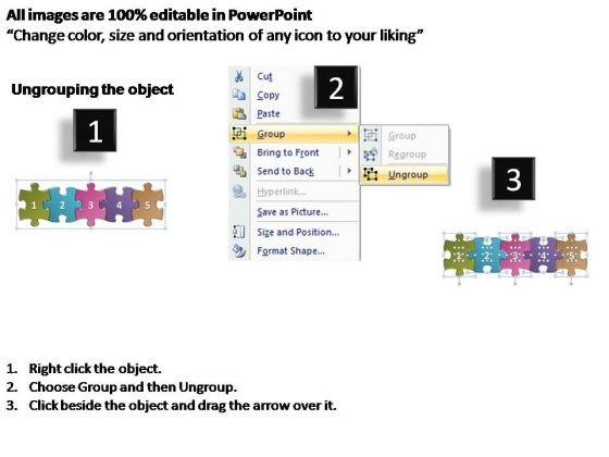 powerpoint_templates_business_five_improvement_steps_puzzle_ppt_slides_2