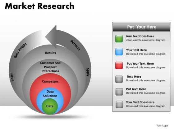 PowerPoint Templates Business Market Research Ppt Process