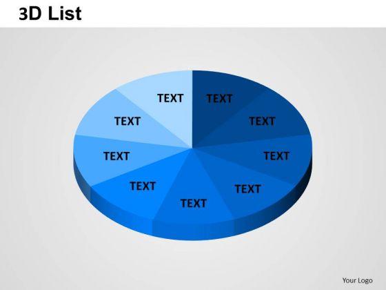 PowerPoint Templates Business Pie Chart Ppt Process