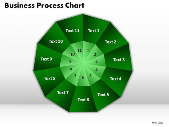 PowerPoint Templates Business Process Chart Success Ppt Themes