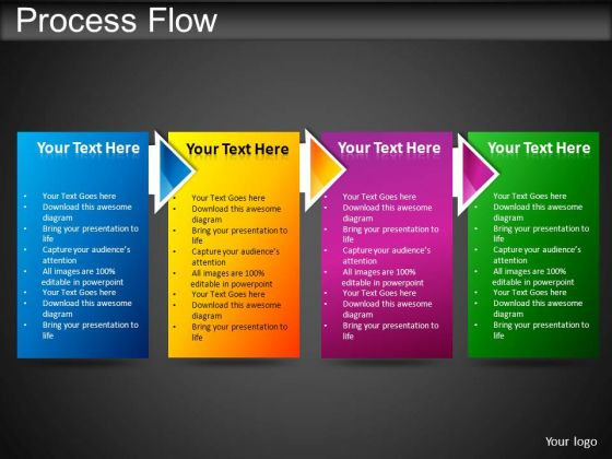 PowerPoint Templates Business Process Flow Ppt Designs