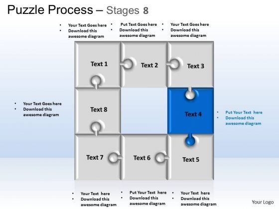 PowerPoint Templates Business Puzzle Process Ppt Slide Designs