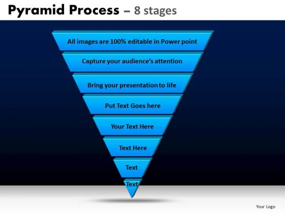 PowerPoint Templates Business Pyramid Process Ppt Backgrounds