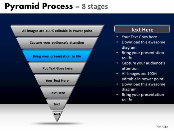 PowerPoint Templates Business Pyramid Process Ppt Design