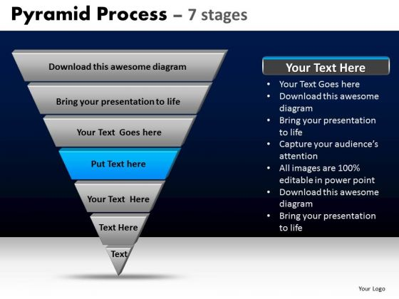 PowerPoint Templates Business Pyramid Process Ppt Slide Designs
