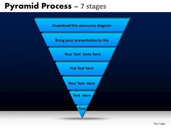 PowerPoint Templates Business Pyramid Process Ppt Themes