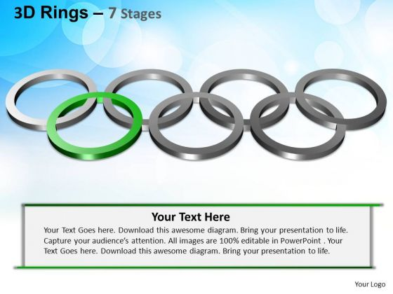 PowerPoint Templates Business Rings Ppt Design