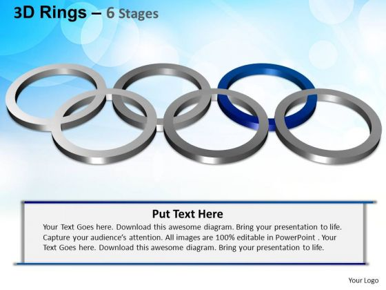 PowerPoint Templates Business Rings Ppt Design Slides