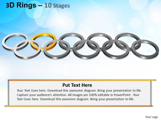 PowerPoint Templates Business Rings Ppt Layouts