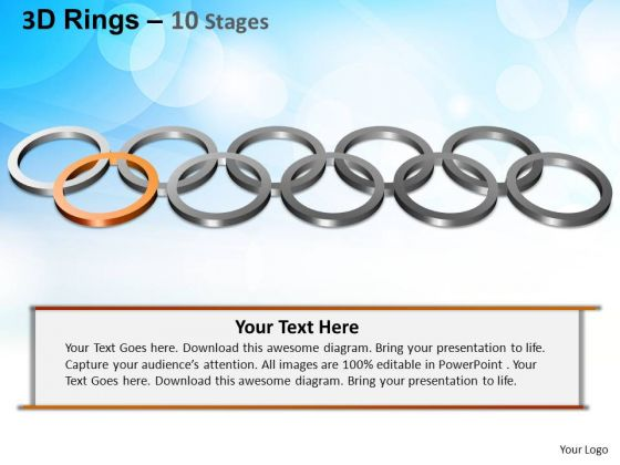 PowerPoint Templates Business Rings Ppt Slides
