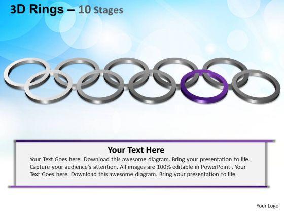 PowerPoint Templates Business Rings Ppt Themes