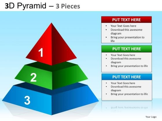 PowerPoint Templates Business Strategy Pyramid Ppt Themes