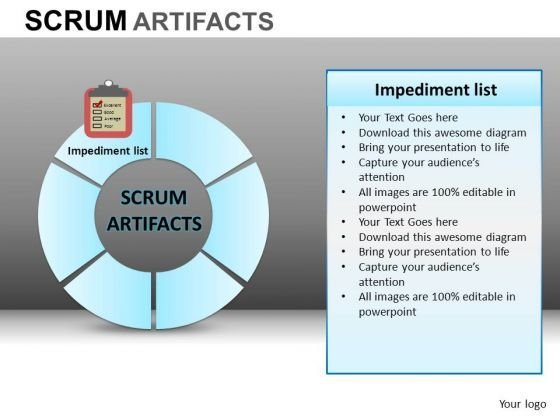 PowerPoint Templates Business Strategy Scrum Process Ppt Themes