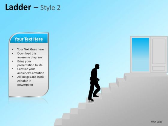 PowerPoint Templates Business Success Ladder Ppt Designs