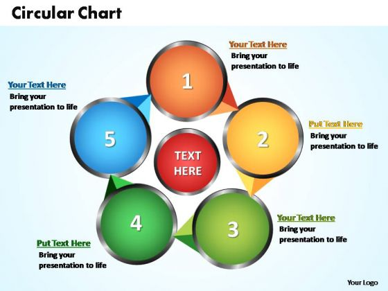 Powerpoint Templates Circular Flow Chart Ppt Themes Powerpoint