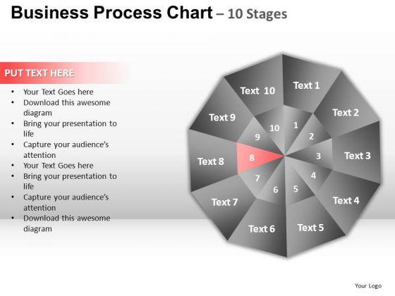 PowerPoint Templates Company Circular Quadrant Ppt Themes