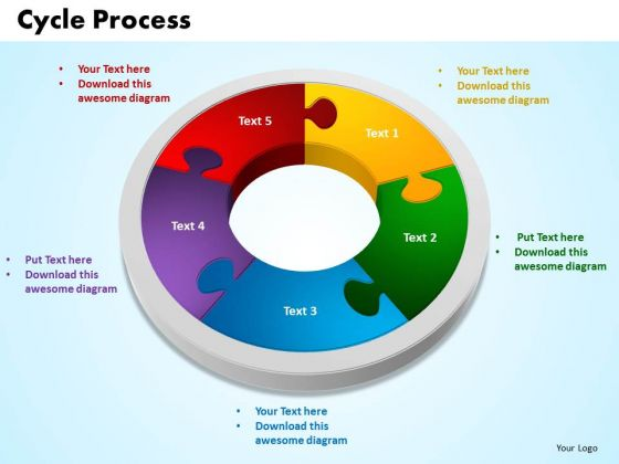 PowerPoint Templates Cycle Process Education Ppt Design