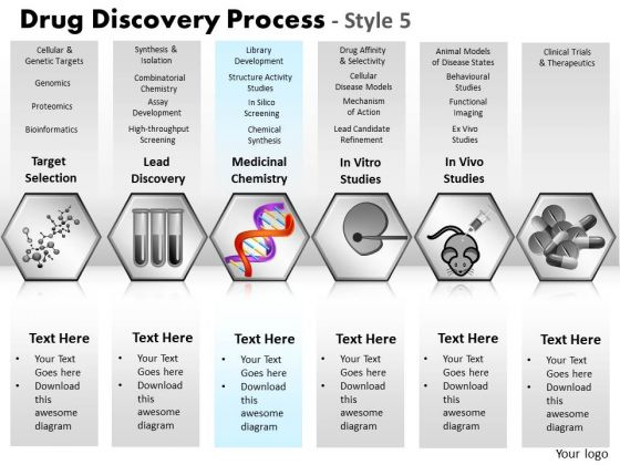 PowerPoint Templates Download Drug Discovery Ppt Slidelayout