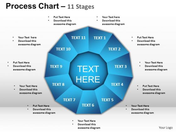PowerPoint Templates Download Process Chart Ppt Slide