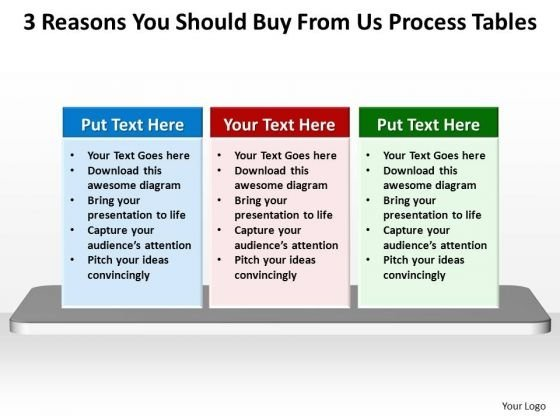 PowerPoint Templates Education Process Tables Ppt Slides