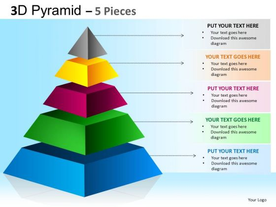 PowerPoint Templates Executive Designs Pyramid Ppt Themes